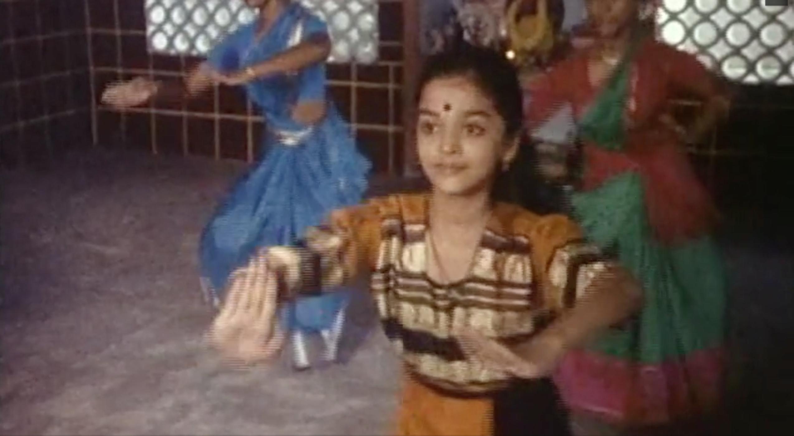 Regarde les Hommes Danser, sujet sur la danse classique indienne Ciné-Corps 2016